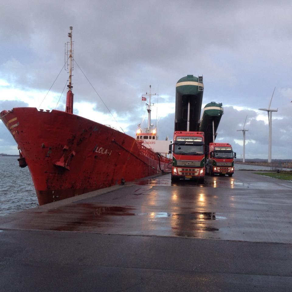 transport af foder